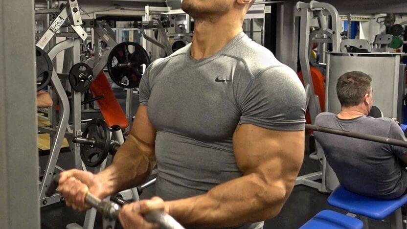 4 Key Things To Eat Or Take To Get Bigger Arms